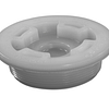 """2"""" Poly Bung with EPDM Gasket"""