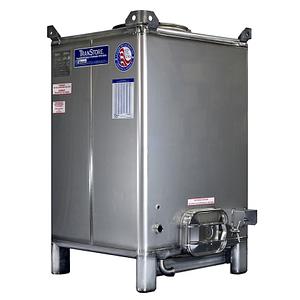 TranStore Storage & Fermentation Tank, Silver Package 550 Gallon