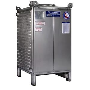 TranStore Storage & Fermentation Tank, Bronze Package 550 Gallon
