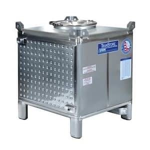 TranStore Storage & Fermentation Tank, Bronze Package 180 Gallon